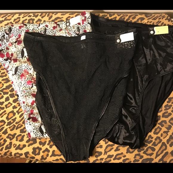447dffe2f9ff Serenada Intimates & Sleepwear | Bnwt 3 Pair Of Plus Size Panties ...